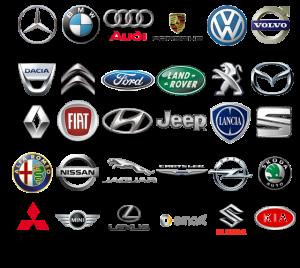 Marcas de automóviles